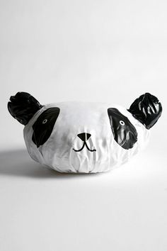 Panda Shower Cap from Urban Outfitters $9
