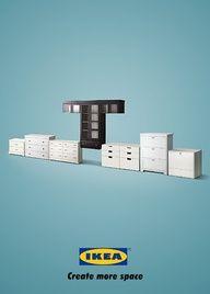 IKEA Ad Tetris like