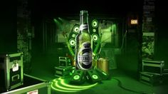 Tuborg Indie TVC 2010. Client : Carlsberg Concept / Design / Direction / Animation : Paul Clements Audio : Song 2 by Blur (Remix) Agency : F...