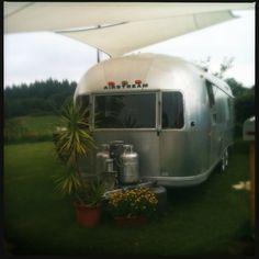 BelRepayre Airstream and Retro camping