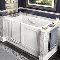 walk in whirlpool tub with shower. W Walk In Whirlpool tub American Standard 2651 110  Easy Access