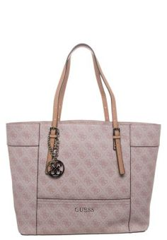 DELANEY - Bolso shopping - light rose