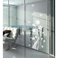 Adesivo Decorativo para Vidro Milão. A partir de R$119