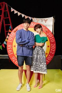 Photos from the Korean Drama Lucky Romance with Hwang Jung Eum and Ryu Joon Yeol Revealed | Koogle TV