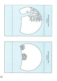 Tunnel di inverno modello di carta di circa 13 mila immagini trovate in Yandeks.Kartinki