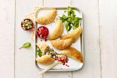 Hak's empanada's met geitenkaas (advertorial) - Recept - Allerhande