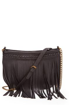 Free shipping and returns on BP. Braided Fringe Crossbody Bag at Nordstrom.com. Braided trim and swaying fringe make this fest-ready, faux-leather crossbody totally boho.