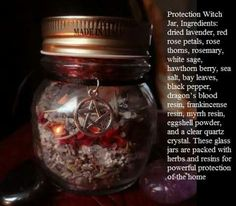Protection Jar