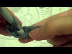 TUTORIAL CREARE IL FONDO DI UNA BORSA IN FETTUCCIA(create bottom sling bag) - YouTube