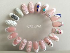 Unicorn Nails, Toe Nail Designs, 3d Nails, Wedding Nails, Husband, Make Up, Nail Art, Weddings, Arabesque