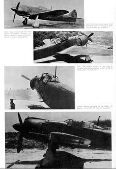 21 Kawasaki Ki-61 i Ki 100 Hien