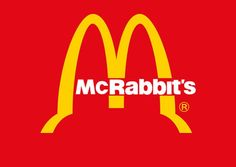 O estúdio de design TomatDesign fez um estudo com logos de marcas famosas em um mundo dominado por coelhos. Além da ideia maluca, o estudo é muito engraçado.