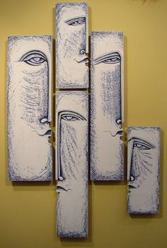 small wall art anastasaki opto contemporary ceramics