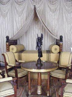 Napoleon's bedroom