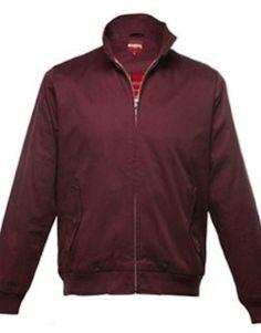 Merc Harrington Mod Jacket-Wine