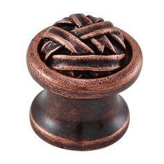 "Vicenza Designs Cilento Mushroom Knob Size: 1.25"" H x 1.25"" W x 1.25"" D, Finish: Polished Nickel"