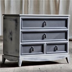 Night stand.....The New Traditionalists Regency Changer #furniture #decor