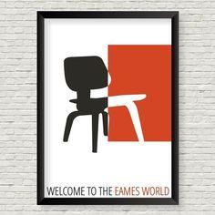 Pôster Eames Iwc