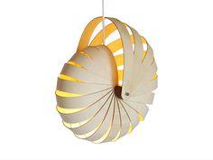 Object of Desire: Nautilus pendant by Rebecca Asquith | Designhunter - architecture & design blog