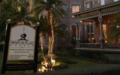 The University of Tampa - Plant Museum