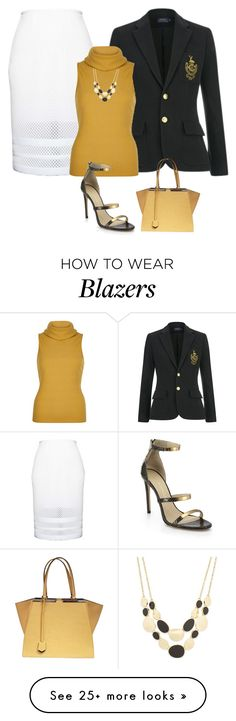 """""""Meshed and Ribbed!"""" by lollahs on Polyvore featuring Jonathan Simkhai, River Island, Charter Club, Tamara Mellon, Fendi, women's clothing, women's fashion, women, female and woman"""