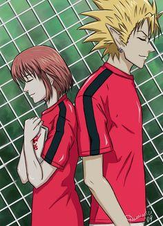 Tags Anime Red Outfit Eyeshield 21 Hiruma Yoichi Back To