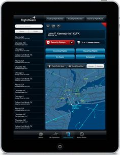 flight tracker app iphone best