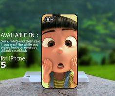 AJ 277 agnes despicable me - iPhone 5