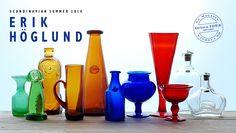 Erik Höglund Exhibition エリック・ホグラン展 | Shop News | IDÉE|イデー