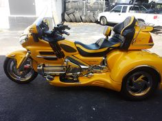 2003 Goldwing 1800 CSC Trike