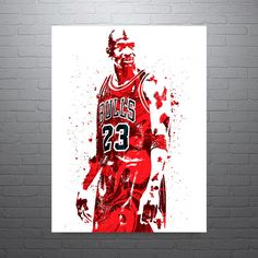 Other Fan Apparel and Souvenirs 465: Michael Jordan Chicago Bulls Poster Free Us Shipping -> BUY IT NOW ONLY: $50 on eBay!