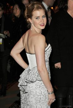 Museum of the Moving Image Honors Ben Stiller - 004 - Amy Adams Fan - The Gallery