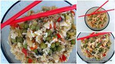 by Acasa Colt de Rai - Fried rice, with vegetables- Thai style