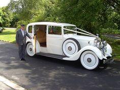 Classic rolls royce Old Vintage Cars | .me.uk - Vintage 1938 Rolls Royce Phantom Limousine « | Wedding car ...
