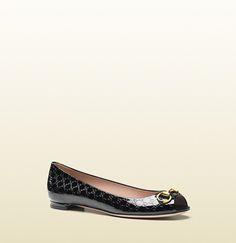 jolene patent leather ballet flat