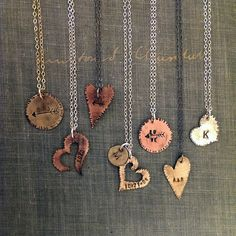 Design your own wearable love token.