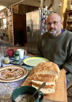 Bread, Breakfast, Food, Morning Coffee, Breads, Baking, Meals, Yemek, Sandwich Loaf