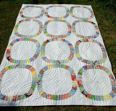 Single Girl Quilt Finished | by Anne@surelynotanotherproject