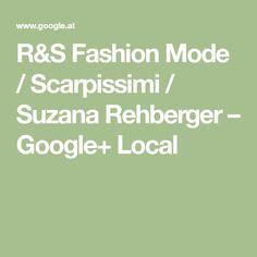 R&S Fashion Mode / Scarpissimi / Suzana Rehberger – Google+ Local Math Equations, Google, Fashion, Nice Asses, Moda, Fashion Styles, Fashion Illustrations