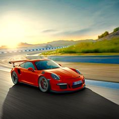 The Porsche 911 is a truly a race car you can drive on the street. It's distinctive Porsche styling is backed up by incredible race car performance. Cayman Gt4, 911 Turbo S, Cool Sports Cars, Gt3 Rs, Porsche 911 Turbo, Hot Cars, Carrera, Dream Cars, Super Cars