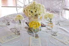 Resultado de imagem para mesa de convidados casamento sem sousplat