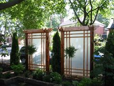 1000 images about privacy screen on pinterest outdoor for Creative ideas for outdoor privacy screens