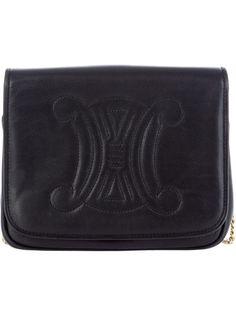 481fae2362ba Céline Vintage Chain Shoulder Bag - Farfetch