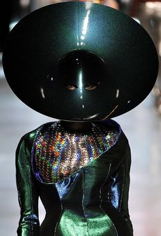 Ah! What the hell. Paco Rabanne S/S 2012 Runway Details