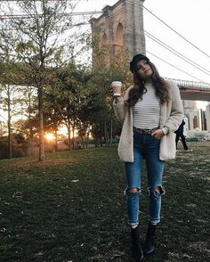 Loves! I just uploaded my fall style video--Link is in da bio