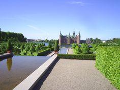 Frederiksborg Slotshave