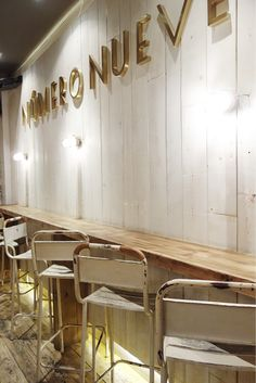 aroma sop seafood wall decoration defat pintu outdoor atau di mezzanine wall