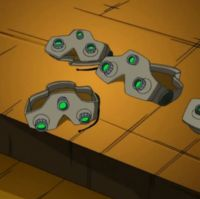 The Turtle Vision Heat-Sensor Goggles are one of Donatello's inventions. The first appeared in...