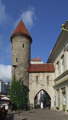 Tallinn Viru Gate Viru