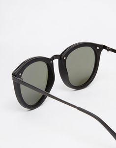 Bild 4 von Le Specs – No Smirking – Runde Sonnenbrille